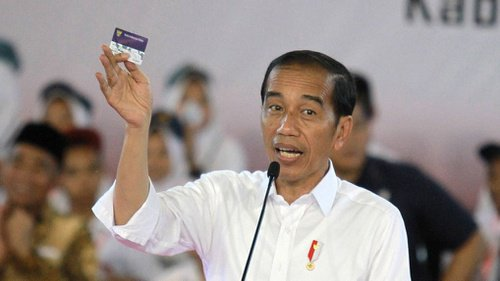 Nah! Tahun Depan Jokowi Akan Gaji Pengangguran, Ini Caranya