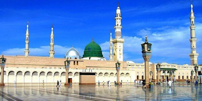 Masjid Nabawi Kembali Dibuka, Ini 10 Protokol yang Diberlakukan Halaman all - Kompas.com