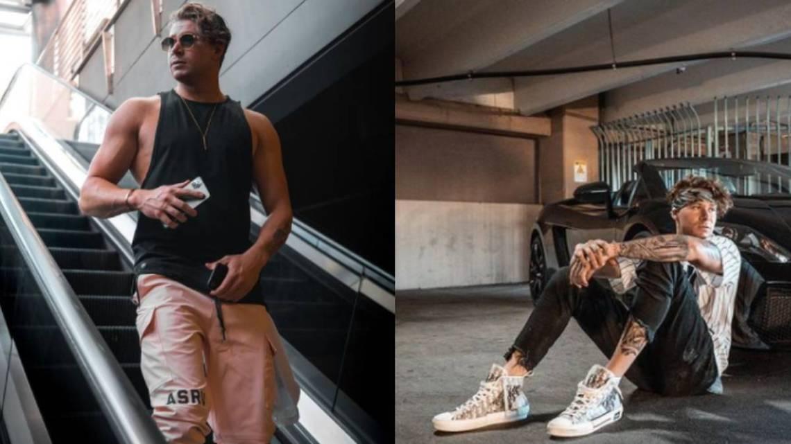 Branden Condy, el joven que durmió en la calle y se convirtió en millonario gracias a Instagram