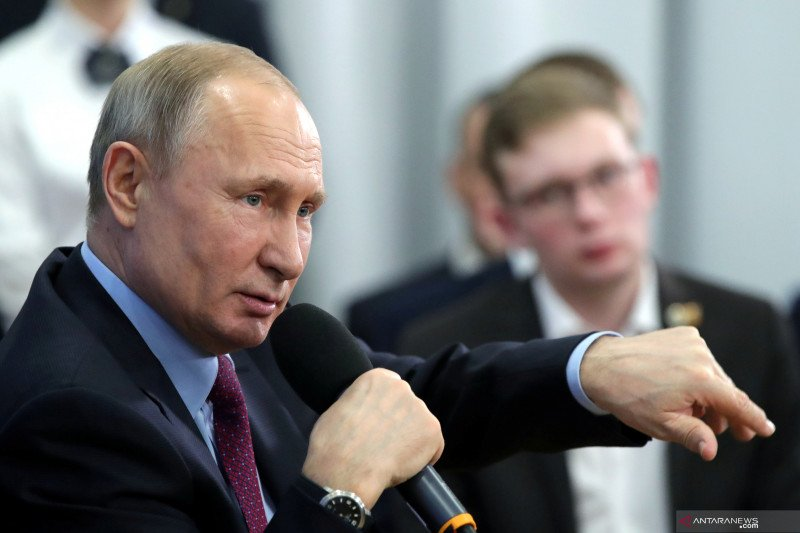 Rusia setujui perubahan konstitusi, izinkan Putin kembali berkuasa - ANTARA News