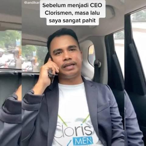 Viral Kisah Anak Jalanan yang Kini Jadi CEO