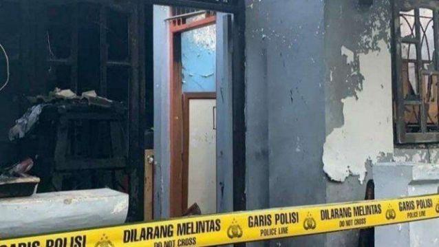 Rumah di Tangerang Ludes Dibakar Mantan Pacar