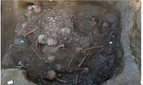 Arkeolog Temukan Bukti Pembunuhan Massal 6.200 Tahun Lalu | Republika Online