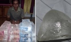 Penambang Kalimantan Mendadak Kaya Setelah Menemukan Batu Aneh yang Laku 5 Miliar ini