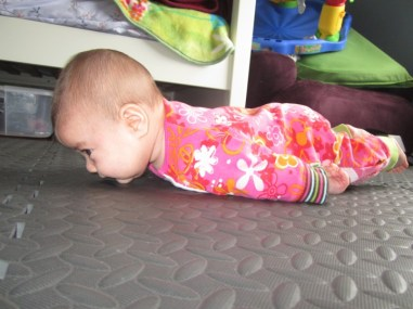 balita meramaikan planking