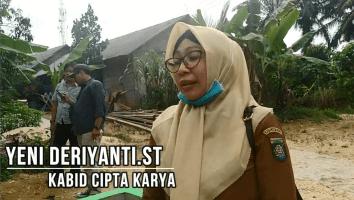 Kunjungan Kerja Kabid Pelaksana Cipta Karya Kabupaten Bungo