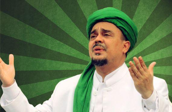 Habib Muhammad Rizieq bin Hussein Shihab, Lc., M.A., DPMSS