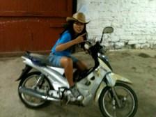 Kaya motorhead!