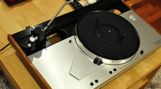 Luxman PD-555 / Ortofon RD-309 Turntable Set-Up & Service