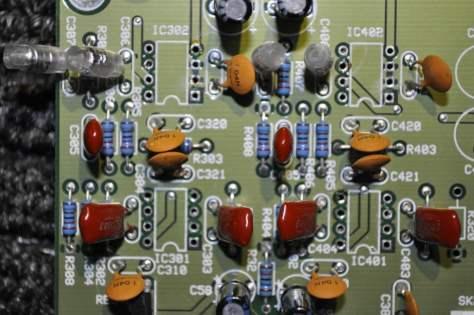 036 Musical Fidelity Tri-Vista SACD Player Restoration & Modification