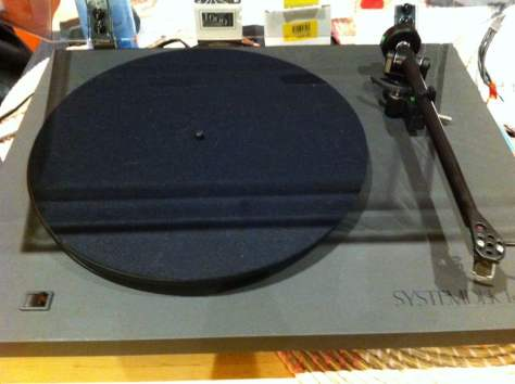 20131105-194048 Systemdek & Connoisseur BD1 Turntables Serviced