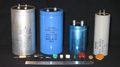 Capacitors_Various Capacitors - Why They Are Important