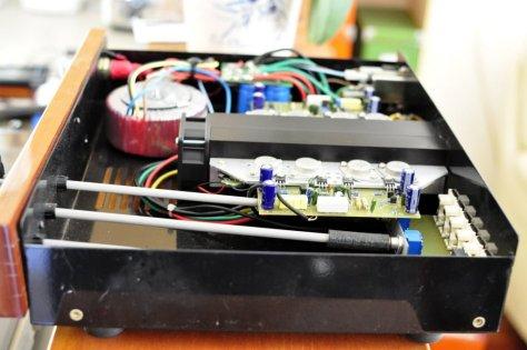 DSC5897 The Redgum RGi120 Integrated Amplifier - Australian Quality? You Decide...