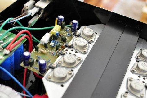 DSC5899 The Redgum RGi120 Integrated Amplifier - Australian Quality? You Decide...