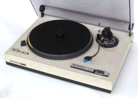 Kenwood KD-500/550