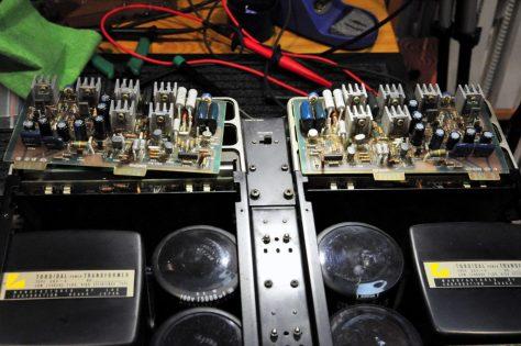 DSC6491-1024x680 Luxman M-4000A Amplifier Repair & Restoration