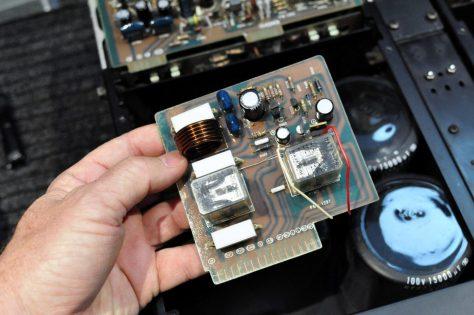 DSC6498-1024x680 Luxman M-4000A Amplifier Repair & Restoration