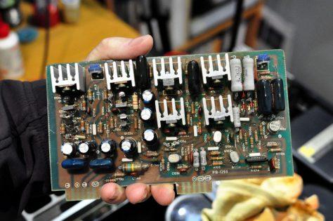 DSC6511-1024x680 Luxman M-4000A Amplifier Repair & Restoration