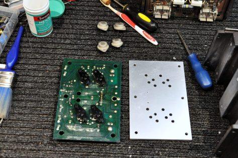 DSC6554-1024x680 Luxman M-4000A Amplifier Repair & Restoration