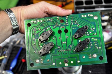 DSC6568-1024x680 Luxman M-4000A Amplifier Repair & Restoration