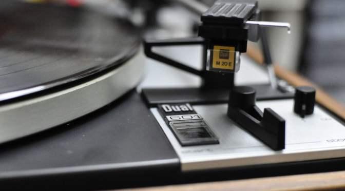 Dual 601 Belt-Drive Turntable Repair