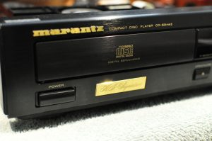 Marantz CD-63 KI Signature CD Player Service & Repair