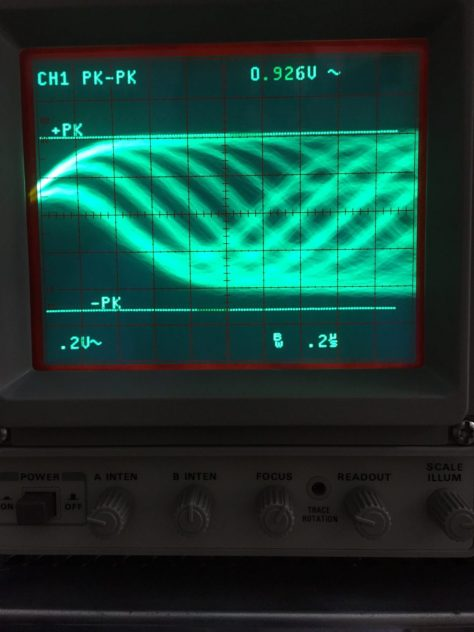 IMG_2130 Classic Kenwood D-3300P CD Player Service & Repair