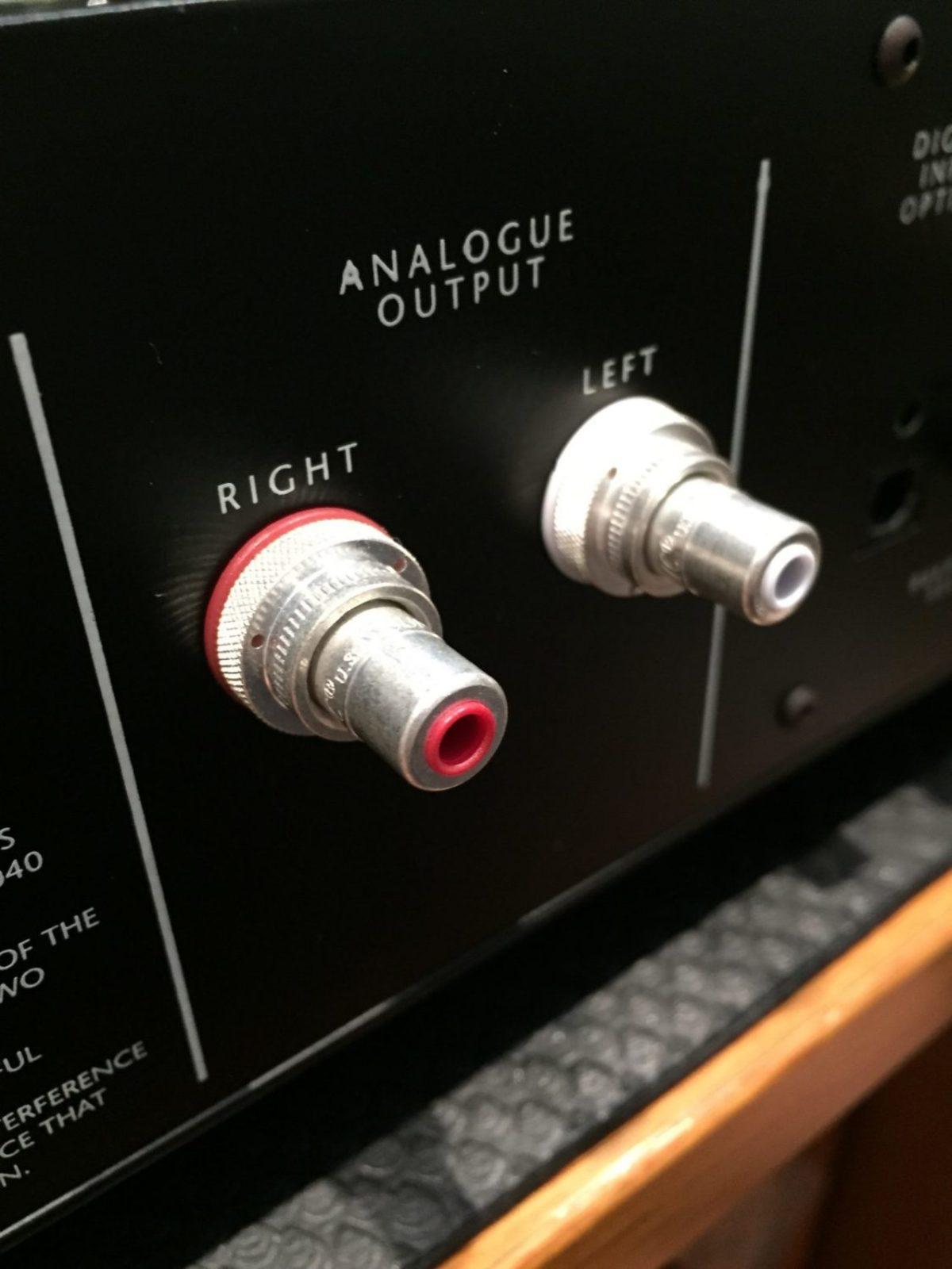 Musical Fidelity Tri-Vista 21
