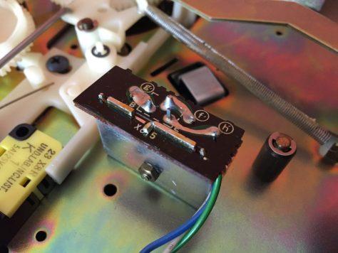 IMG_2263 JVC QL-F4 DD Turntable Repair & Service