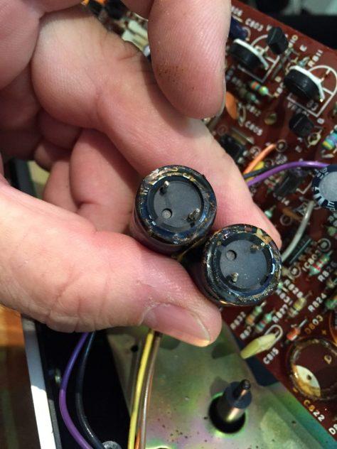 IMG_2268 JVC QL-F4 DD Turntable Repair & Service