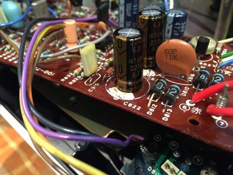 IMG_2273 JVC QL-F4 DD Turntable Repair & Service