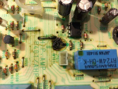 IMG_2353 Marantz SC-80 Preamplifier Repair