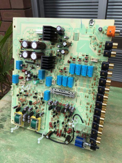 IMG_2357 Marantz SC-80 Preamplifier Repair