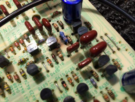 IMG_2363 Marantz SC-80 Preamplifier Repair