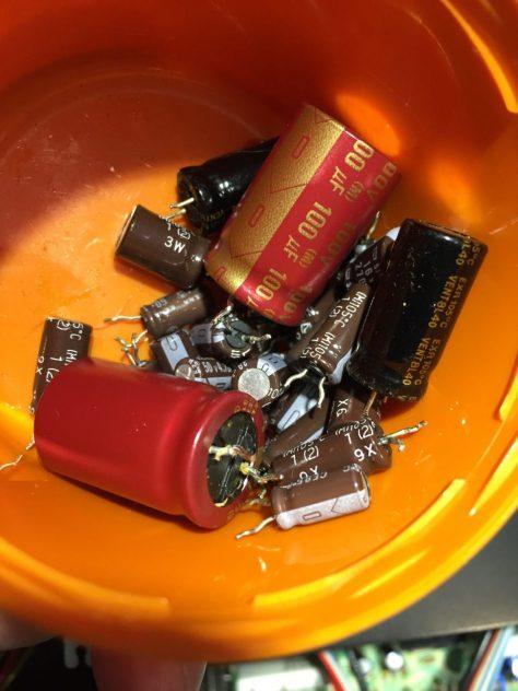 IMG_2416 Marantz SM-80 Amplifier Repair & Restoration