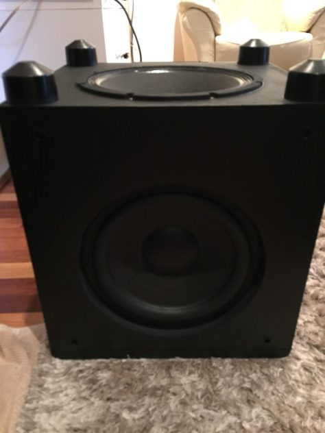 IMG_2435 Mackie HRS120 THX Studio Subwoofer For Sale