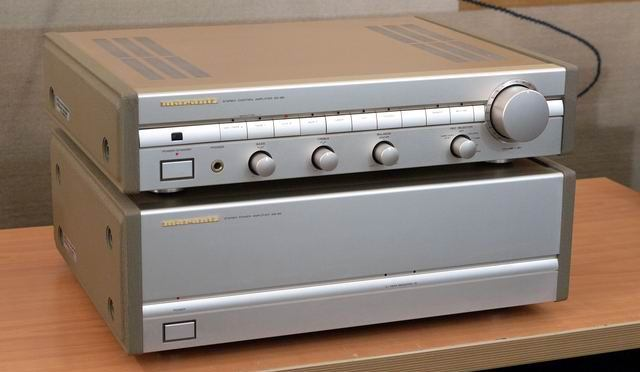 Marantz SM-80 Amplifier Repair & Restoration