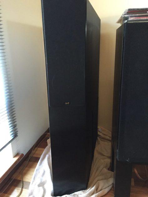 IMG_2607 Legendary NHT 3.3 Loudspeakers for Sale