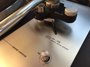 Denon SL-7D Direct-Drive Turntable Service & Repair