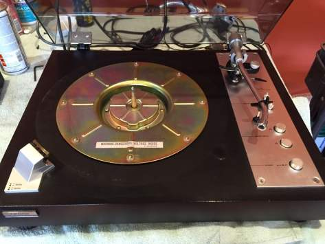 IMG_2886 Denon SL-7D Direct-Drive Turntable Service & Repair
