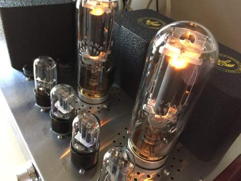 IMG_3012 Music Angel Class-A 845 Tube Amplifier for Sale