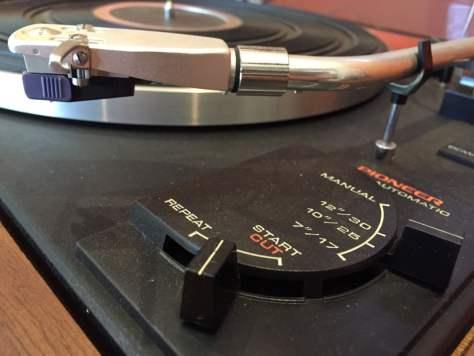 IMG_2749 Pioneer PL-A35 Belt-Drive Turntable Repair