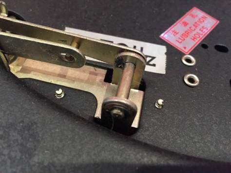 IMG_2752 Pioneer PL-A35 Belt-Drive Turntable Repair