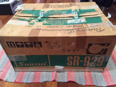 IMG_2965-1 NOS Sansui SR-929 DD Turntable Unboxing & Recommissioning!