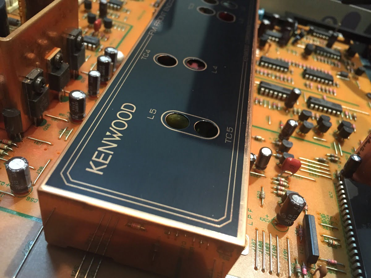 Read more about the article Kenwood KT-3300D FM Stereo Super-Tuner Service & Alignment