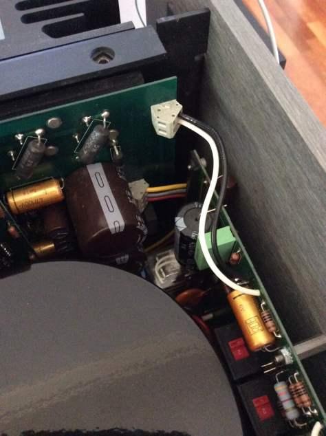 img_0271 Krell KSA-150 Class-A Amplifier Service