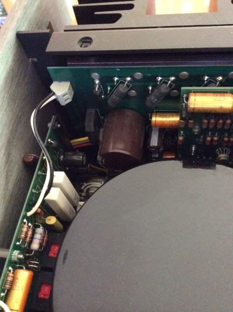img_0272 Krell KSA-150 Class-A Amplifier Service