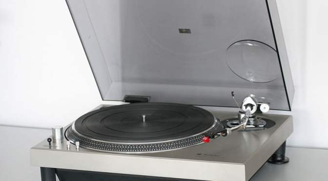 Technics SL-120 Direct-Drive Turntable Restoration