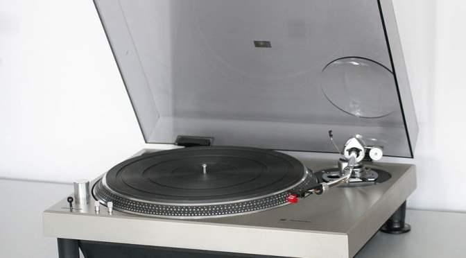 Technics SL-120 Direct-Drive Turntable Restoration