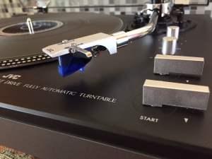 JVC JL-F45 Direct-Drive Turntable Service & Repair